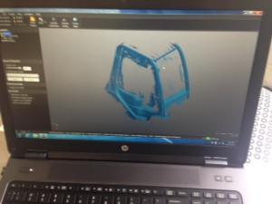 Uploaded Scan 3D